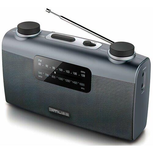 Radio MUSE M-058 R Czarny