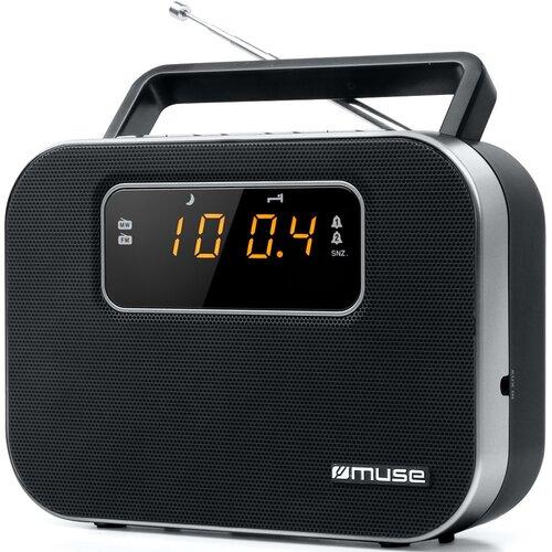 Radio MUSE M-081 R Czarny