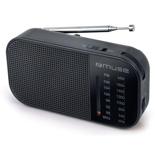 Radio MUSE M-025 R Czarny