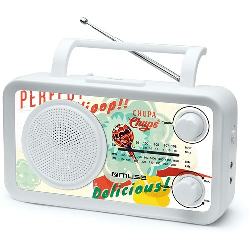 Radio MUSE M-05 Wielokolorowy