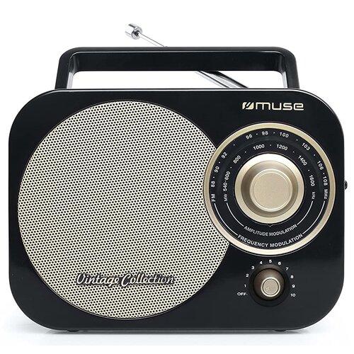Radio MUSE M-055 RB Czarny