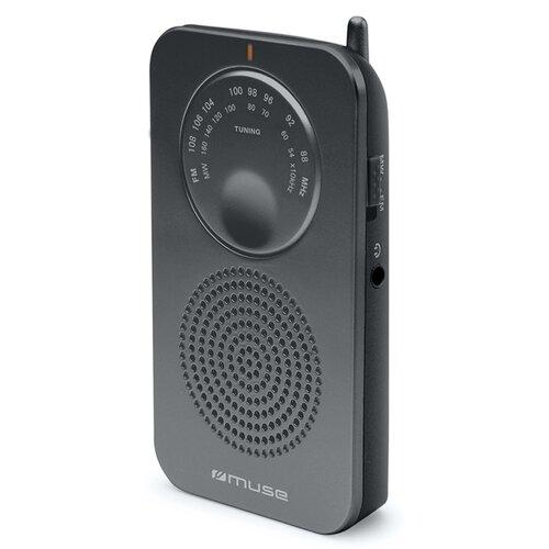 Radio MUSE M-01 RS Czarny