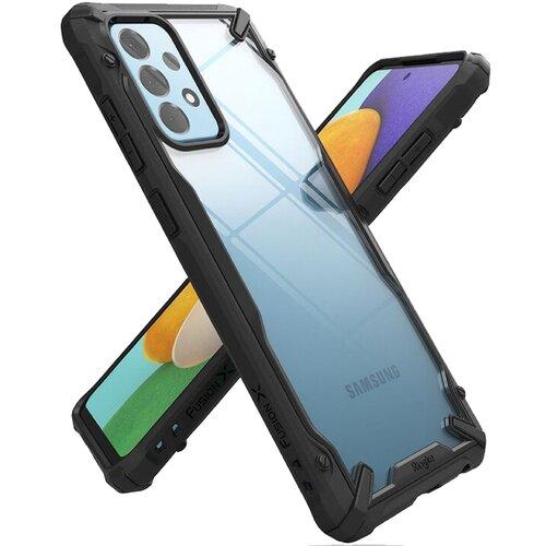 Etui RINGKE Fusion X do Samsung Galaxy A52/A52s 4G 5G Czarny