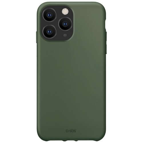 Etui SBS Recycled Plastic Cover do Apple iPhone 12 Pro Max Zielony