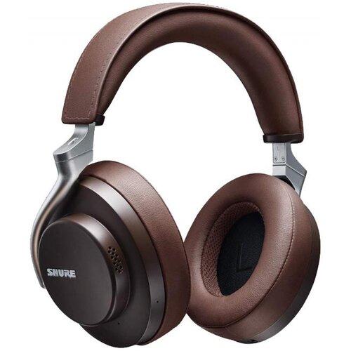 Słuchawki nauszne SHURE Aonic 50 ANC Brązowy