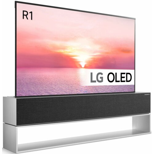 "Telewizor LG 65R19LA 65"" OLED 4K 100Hz WebOS Dolby Atmos HDMI 2.1"