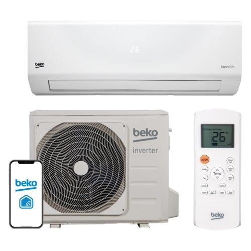 Klimatyzator BEKO Split BEHPI 090/BEHPI 091 z usługą montażu