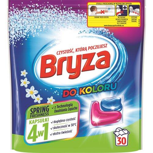 Kapsułki do prania BRYZA 4 w 1 Spring Freshness 30 szt.