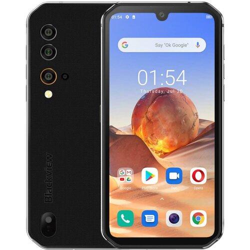 "Smartfon BLACKVIEW BV9900E 6/128GB 5.84"" Srebrny"