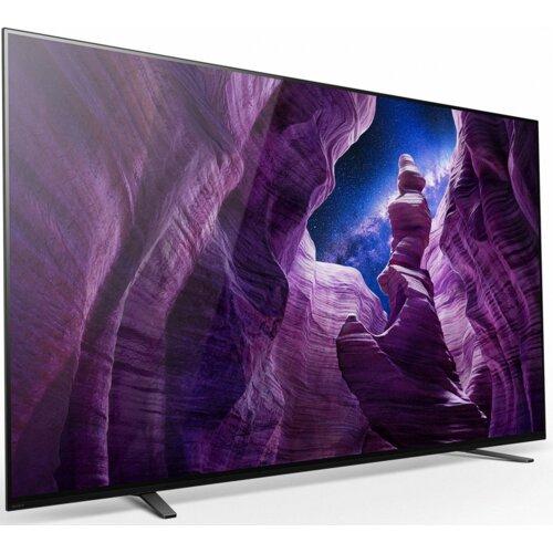 "Telewizor SONY KE55A8BAEP 55"" OLED 4K 120Hz Android TV HDMI 2.1 Nowość 2021"