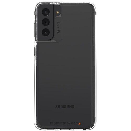 Etui GEAR4 Crystal Palace do Samsung Galaxy S21+ Przezroczysty