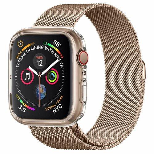 Etui SPIGEN Liquid Crystal do Apple Watch 4/5/6/SE (40mm) Przezroczysty