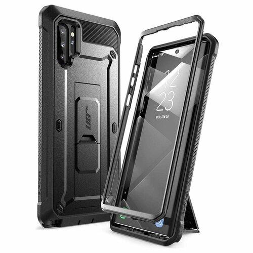 Etui SUPCASE Unicorn Beetle Pro do Samsung Galaxy Note 10+ Plus Czarny