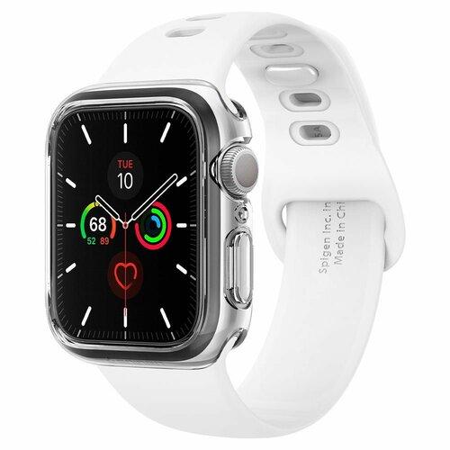 Etui SPIGEN Ultra Hybrid do Apple Watch 4/5/6/SE (40mm) Przezroczysty