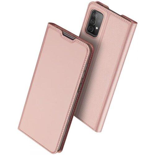 Etui DUXDUCIS Skin Pro do Samsung Galaxy A52/A52s LTE/5G Różowo-złoty