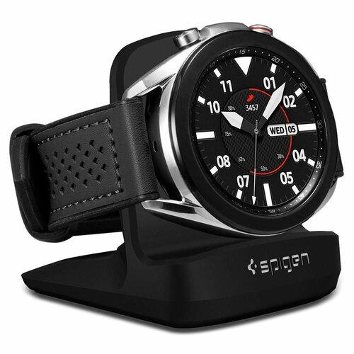 Podstawka SPIGEN S352 Samsung Galaxy Watch 3/4 Czarny