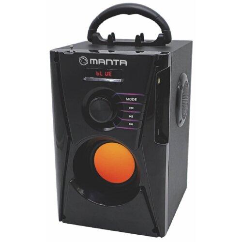 Głośnik mobilny MANTA SPK810 Czarny