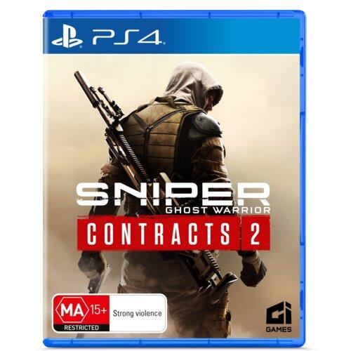Sniper: Ghost Warrior Contracts 2 Gra PS4 (Kompatybilna z PS5)