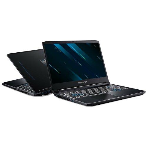"Laptop ACER Predator Helios 300 PH315-53 15.6"" IPS 144Hz i5-10300H 16GB SSD 512GB GeForce 1660Ti Windows 10 Home"