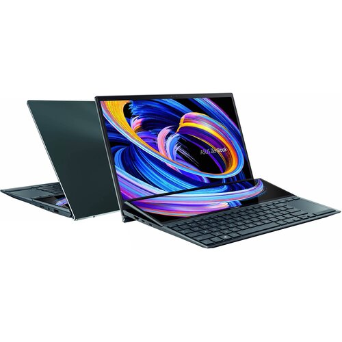 "Laptop ASUS ZenBook Duo UX482EA 14"" IPS i7-1165G7 16GB SSD 512GB Windows 10 Professional"