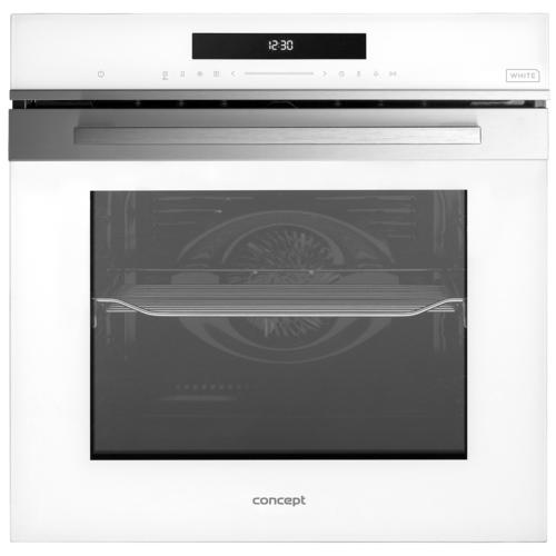 Piekarnik CONCEPT ETVw8560h Elektryczny Biały A+