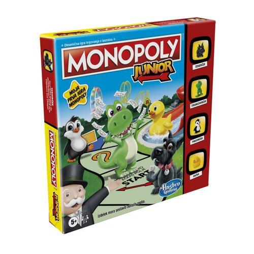 Gra planszowa HASBRO Monopoly Junior