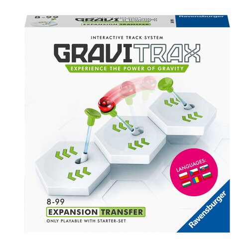 Zestaw uzupełniający RAVENSBURGER Gravitrax Transfer