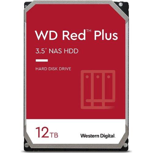Dysk WD Red Plus 12TB HDD