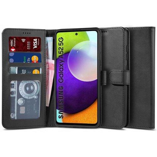 Etui TECH-PROTECT Wallet 2 do Samsung Galaxy A52/A52s 5G Czarny