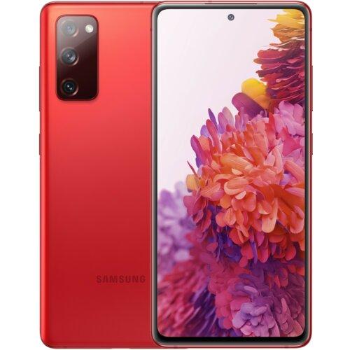 """Smartfon SAMSUNG Galaxy S20 FE 6/128GB 6.5"""" 120Hz Czerwony SM-G780G"""