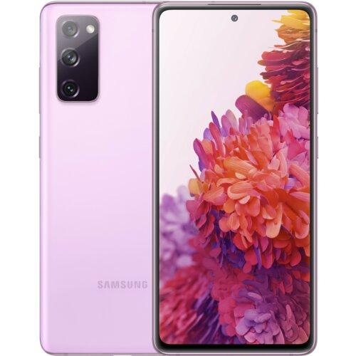 """Smartfon SAMSUNG Galaxy S20 FE 6/128GB 6.5"""" 120Hz Lawendowy SM-G780"""