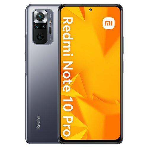 "Smartfon XIAOMI Redmi Note 10 Pro 6/128GB 6.67"" 120Hz Szary 31117"