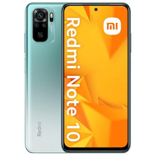 """Smartfon XIAOMI Redmi Note 10 4/128GB 6.43"""" Zielony 31915"""