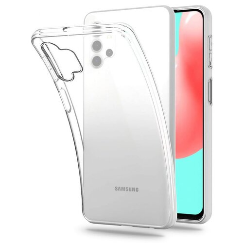 Etui TECH-PROTECT Flexair do Samsung Galaxy A32 LTE Przezroczysty