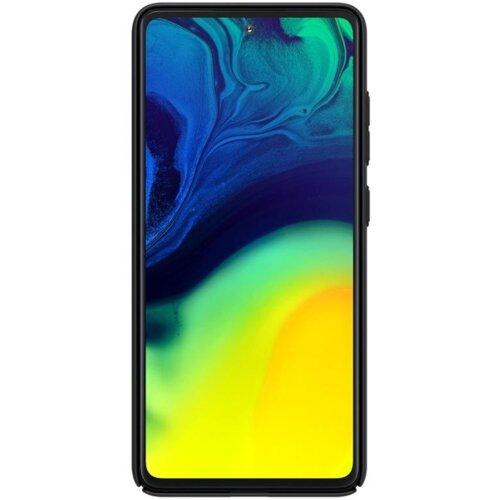 Etui NILLKIN Frosted Shield do Samsung Galaxy A52/A52s LTE/5G Czarny