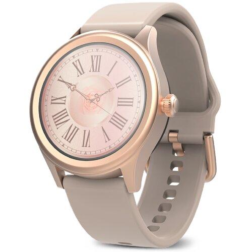 Smartwatch FOREVER AMOLED Icon II AW-110 Różowe złoto
