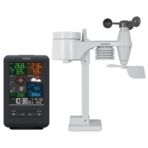 Stacja pogody SENCOR SWS 9300