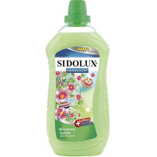 Płyn do mycia podłóg SIDOLUX Wiosenny bukiet 1000 ml