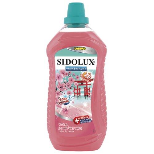 Płyn do mycia podłóg SIDOLUX Kwiat japońskiej wiśni 1000 ml
