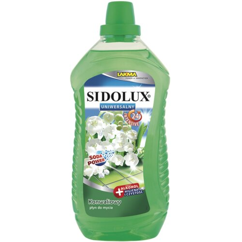 Płyn do mycia podłóg SIDOLUX Konwalia 1000 ml