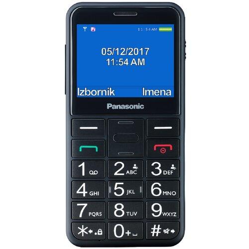Telefon PANASONIC KX-TU155 Czarny