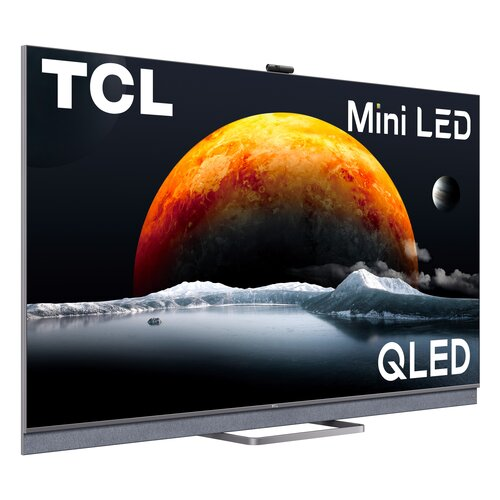 """Telewizor TCL 65C825 65"""" MINILED 4K 100Hz Android TV Dolby Atmos Full Array HDMI 2.1"""