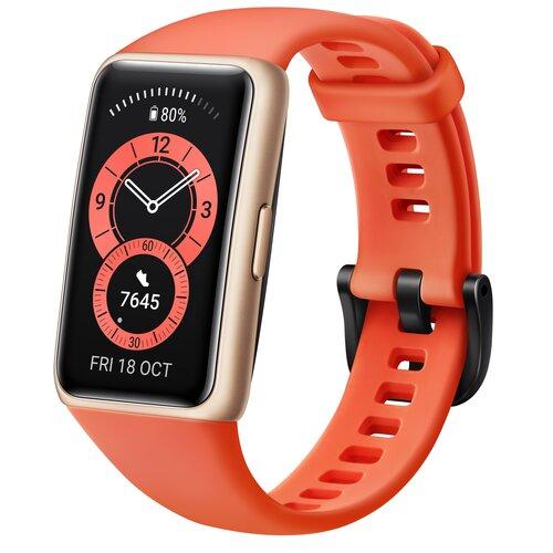 Smartband HUAWEI Band 6 Pomarańczowy