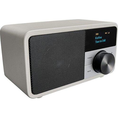 Radio SANGEAN DDR-7 Srebrny