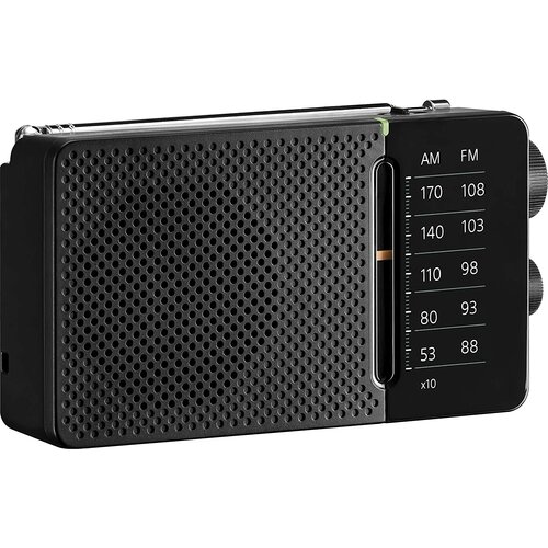 Radio SANGEAN SR-36 Pocket 110 Czarny
