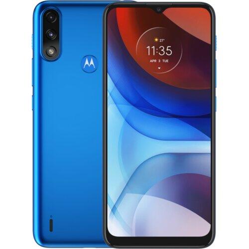 "Smartfon MOTOROLA E7i Power 2/32GB 6.5"" Niebieski PAN70000PL"