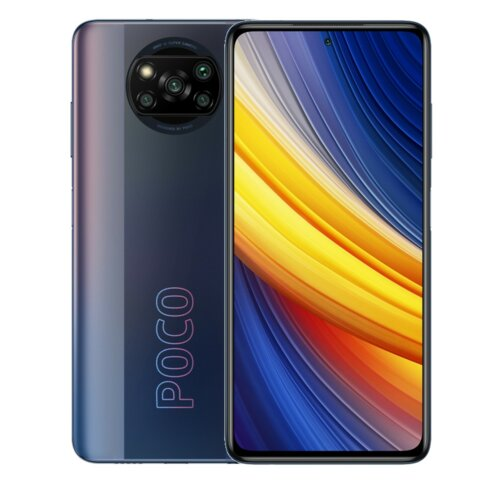 """Smartfon XIAOMI Poco X3 Pro 6/128GB 6.67"""" 120Hz Czarny 32476"""