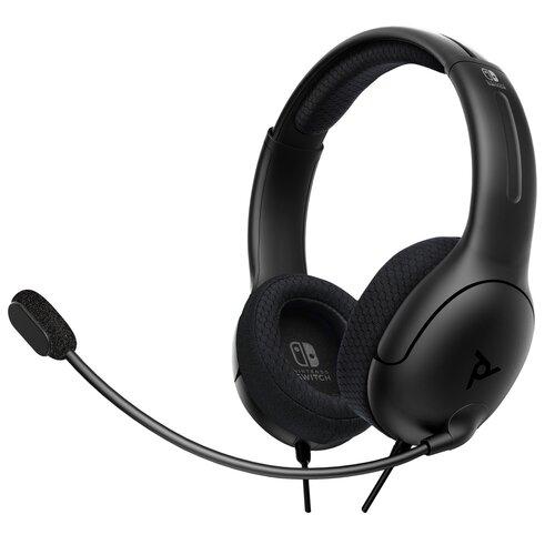 Słuchawki PDP LVL40 Czarne