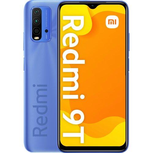 """Smartfon XIAOMI Redmi 9T 4/128GB 6.53"""" Niebieski 31167"""