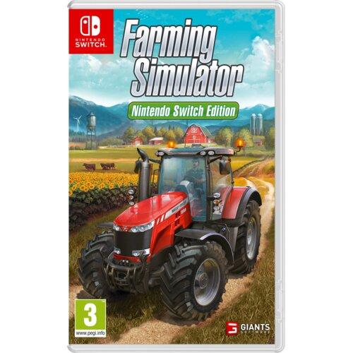 Farming Simulator Gra Nintendo Switch